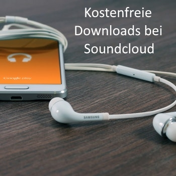 Gratis Downloads auf Soundcloud